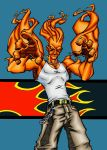 Human Torch by Scottie Young by SageHazzard