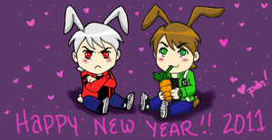 BEN10: HAPPY 2K11 by pan2dapan
