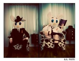 "Mr. Bunny ""Serious Business"" by SHPHOTOLAB"