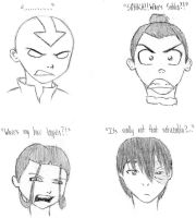 The Last Airbender Reactions by PurpleNightmares