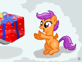 Special Delivery! by tato-11
