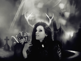 Lady of the Night by Evey-V