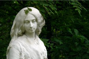 George Sand by mordoc-stock