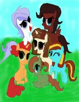 Make Female Mlp Youtubers by daylover1313