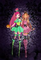 CE: HalloWinx Girls by Bloom2
