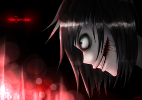 Jeff the Killer by JexxuNaxu