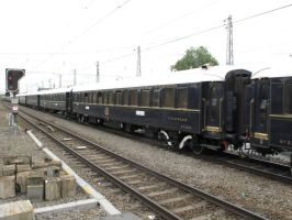 ORIENT EXPRESS 05 SLEEPING CAR 3553 by kanyiko