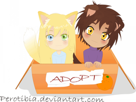 Adopt me? by PerotiBia