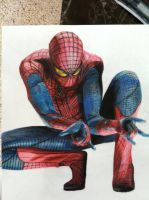The Amazing Spiderman by Kenthrop