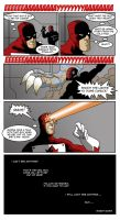 Secret Wars CH 9 by Gaston25