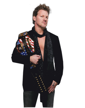 Chris Jericho 2017 Render PNG by TAD-7