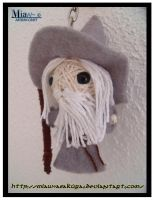 Gandalf voodoo doll~ by Miaw-Asakura