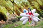 Ahri, The Nine-Tailed Fox by adaman77