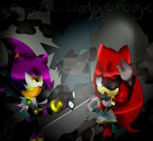 .:CE:. Coming to you live in Station Square... by xAngel-Hedgehogx