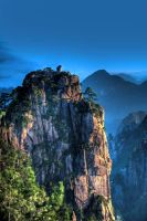 hdr - HuangShan by nguyem