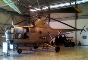 Sikorsky H-5 by sudro