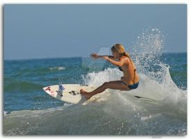 HB SURFER GIRL by snow-now