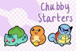 MBS - Chubby Starters by Winged-kitsune
