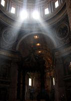 St. Peter's Basillica by UniqueNudes