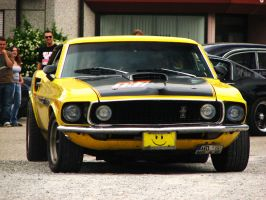 '69 Ford Mustang by AmericanMuscle