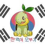 The Korean Turtwig! by PlatEon