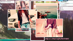 PSD#1 Photography Pinky by IBeautifullife by Yoluu
