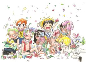 Flower Showers for OP Kiddies by Waterwindow