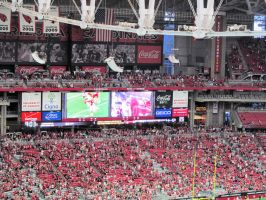 Jake Plummer and the Big Red Air Raid Siren by BigMac1212