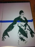 Starman ITW by Stencils-by-Chase