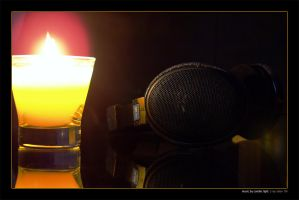 Music by candle light by Raymate