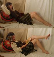 Pirates - The Wench 6 by mizzd-stock