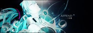 Append by CLFF