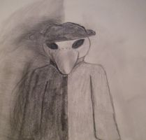 Plague doctor by causeIcanBtch