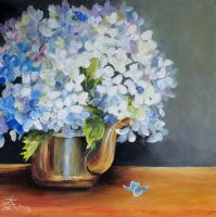 Blue for you by Buble