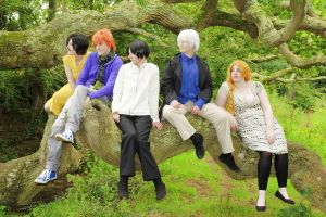 Bleach Group in the real world by surlycat