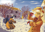 Snowfight by PseudoSharp