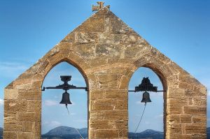 Bell Tower by MyTini