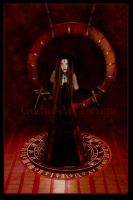 Dark Queen          finished by gothicdesign