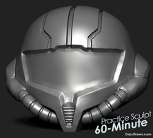 Samus - 60-Minute Practice Sculpt by GaryStorkamp