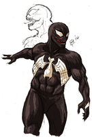 The WoS: Venom by kyomusha