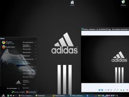 theme ' Adidas ' for XP by tochpcru