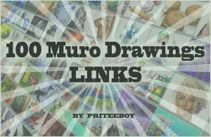 100 Muro Drawings - Links to Forums by priteeboy