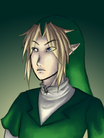 A Different Link by Firedblue