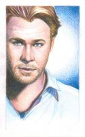 Chris Hemsworth by Norloth