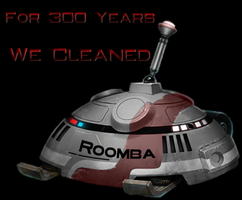 Roomba Mouse Droid by Malir80