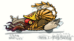 Steam Nautilus ART CAR MOCK by draweverywhere