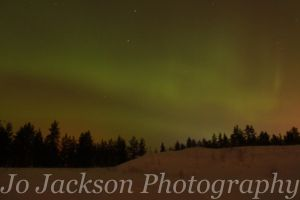 Northern Lights, January 2012 by Britwitch-1981