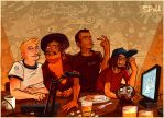 The Crew by Fealasy