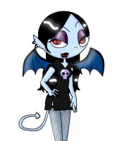 helena the succubus by midnightMun18