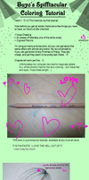 Colored Pencil Tutorial by buyochan